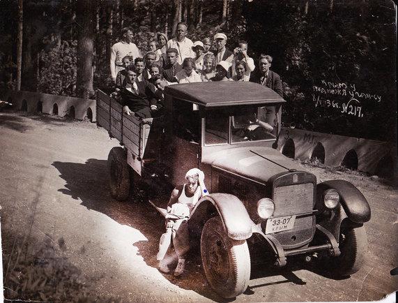 Гид в Ялте с автомобилем