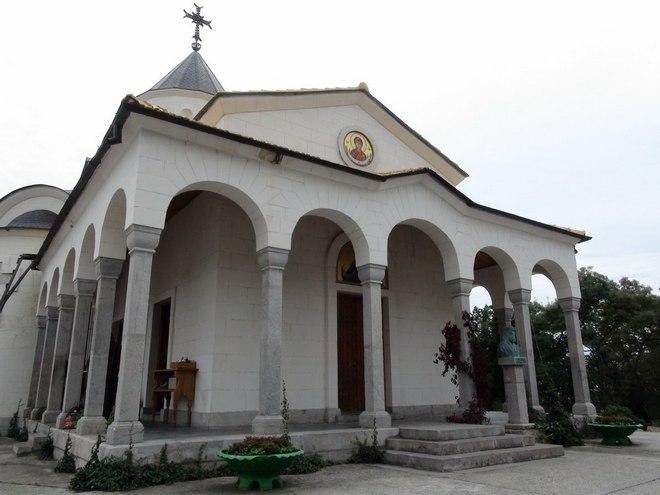 Храм Покрова в Ореанде