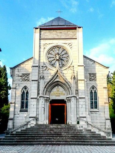 Римско-католический костёл в Ялте